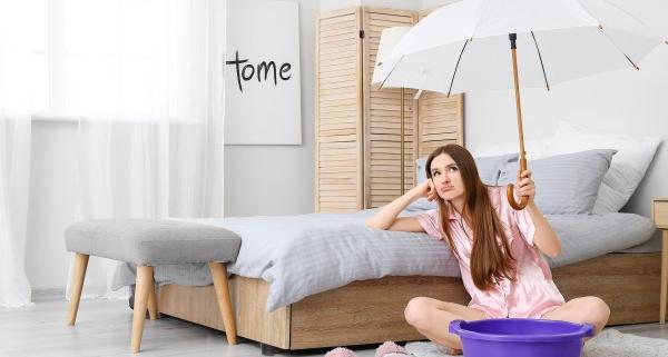 Comment éviter l'humidité dans une chambre à coucher ?