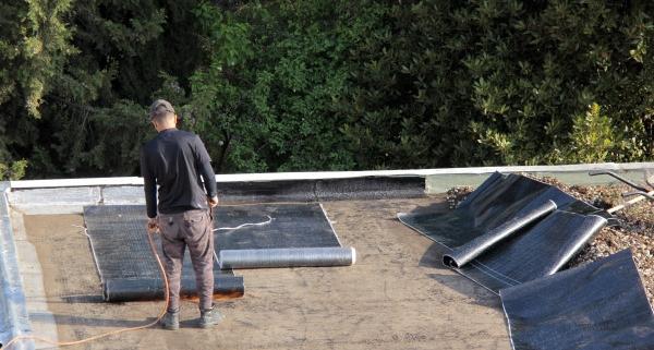 Toiture terrasse : comment l'étanchéifier ?