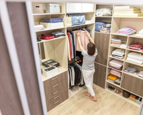 Dressing : comment y chasser l'humidité ?